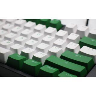 Tai Hao ABS DoubleShot Backlit Gaming Keycaps - Different Colours available in (104 / 87 / 61 keys)