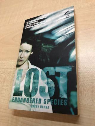 Lost Endangered Species by Cathy Hapka