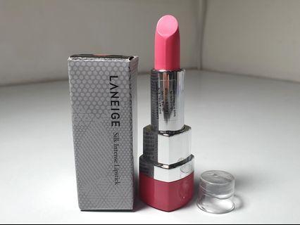 Laneige Silk Intense Lipstick LR205 Flash Pink ( Tester Unit )