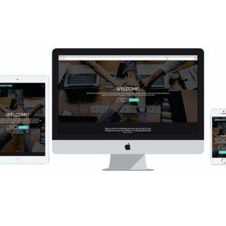 Improve the Sales Conversion Rate with a Responsive 5 Pages Website for only $699!