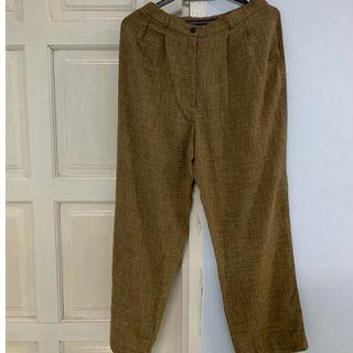 vintage long pants