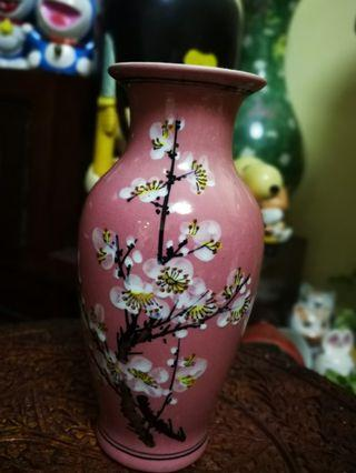 🏵️手繪梅花瓶