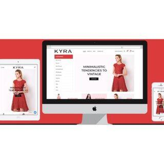 Increase your sales by having your online shopping website for only $2000!