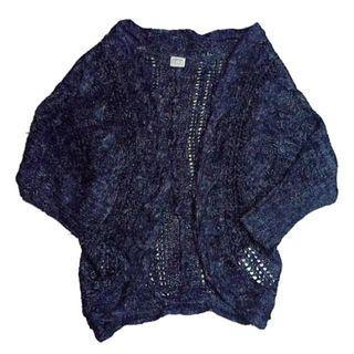 BN Esprit Crocheted Knit Cardigan