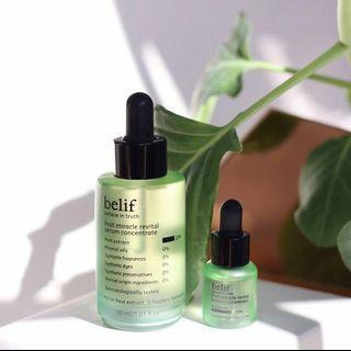 Belif Peat Miracle Revital Serum Concentrate 30ml #EndgameYourExcess