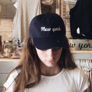 🚚 BM Katherine New York Cap