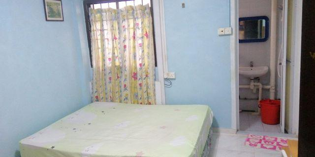 Master Room @ 535 AMK, a/c, wifi, Near MRT