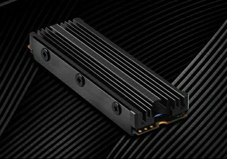 Heatsink Cooler for M.2 SSD pcie nvme or sata 2280