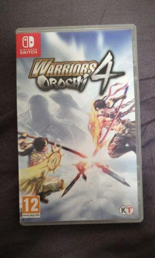 Warriors orochi 4 (English Version)