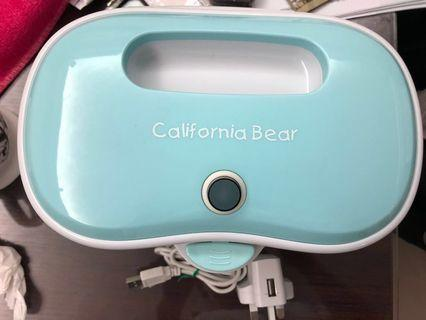 California Bear USB 暖濕紙巾器