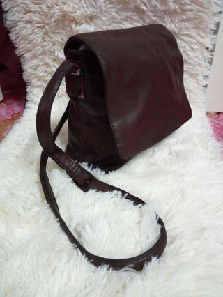 Nine west leather bag
