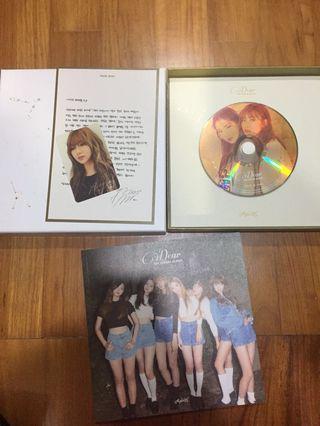 Apink Dear Album