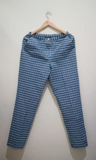 Tartan pants The Limited America