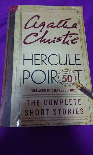 🚚 Agatha Christie Hercule Poirot The Complete Short Stories