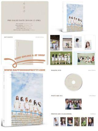Gfriend 1st Photo book