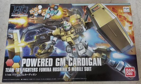 HG 1/144系列 -019 Powered Gm Cardigan