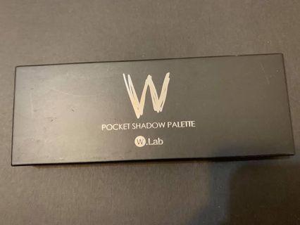 🚚 W. Lab 濃情巧克力眼影盤