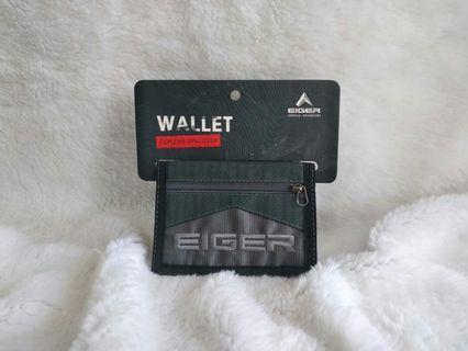 Eiger Wallet Kinabalu / Dompet Pria