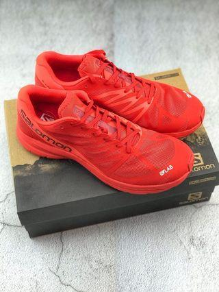 Salomon S-Lab Sonic 2 trail running shoe 所羅門 越野跑 小紅鞋