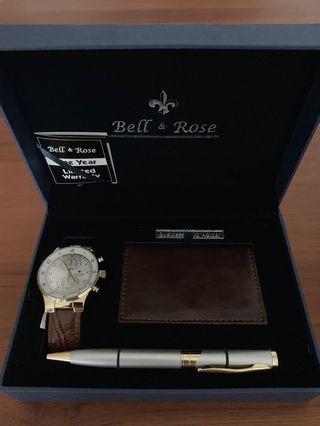 Bell & Rose 3 piece watch set