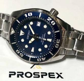 Seiko Prospex Sumo Blue Diver SBDC033
