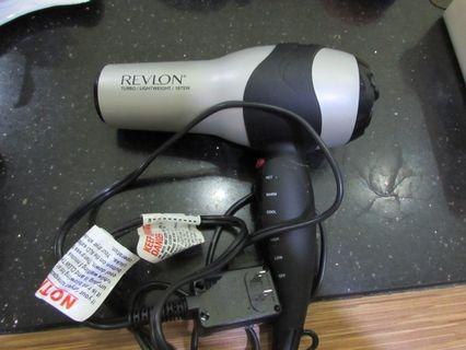 Hair Dryer/hair dryer revlon/revlon/pengering rambut