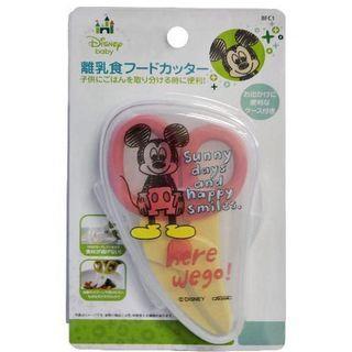 迪士尼 Disney Mickey 嬰兒副食品專用剪刀