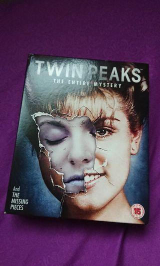 🚚 Twin Peak The Entire Mystery Bluray Complete