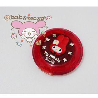 1998年 My Melody 粉餅鏡盒