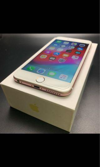 iPhone 6s Plus 64g Rose Gold Boxed with charger