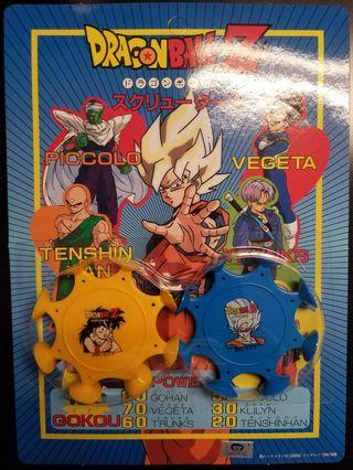 龍珠 Z 飛標玩具