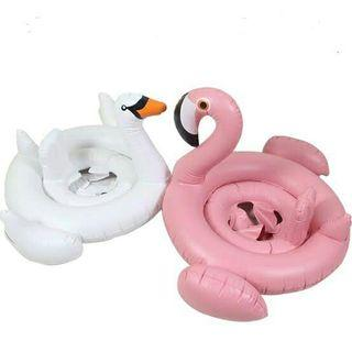 Flamingo/Swan Kids Floater