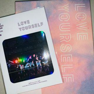 LYS IN SEOUL DVD (without poster and pc)