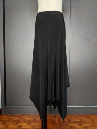 Latin / Ballroom Dance Skirt Black #5