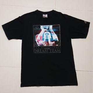 NIKE DREAM TEAM MICHAEL JORDAN T-shirt (PRE-OWNED), SIZE S