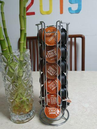Capsule Coffee Pod holder Tower Stand