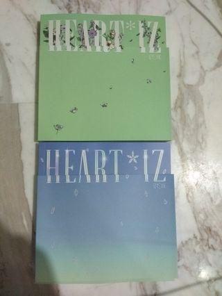 [WTS] Iz*one / Izone Heart*iz / Heartiz Unsealed Album