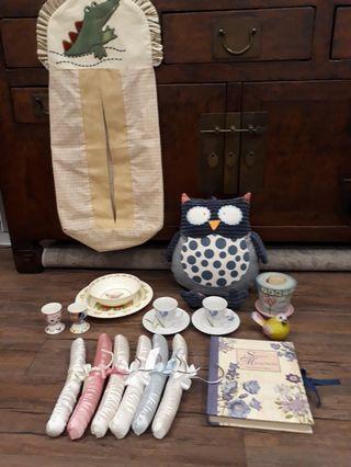 Various Children Items