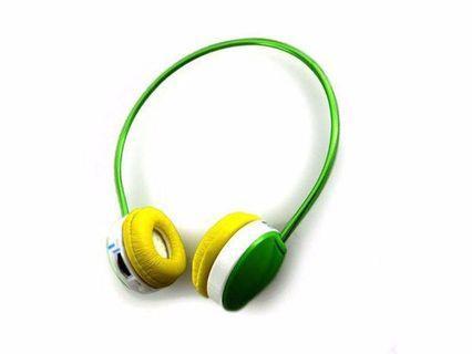 enzatec t-flash player headphone 運動耳機