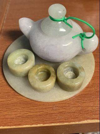 🚚 玉壺茶杯組