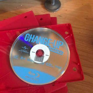 Change up dvd