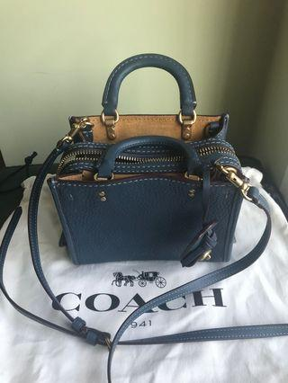 Coach rogue 17 mini bag
