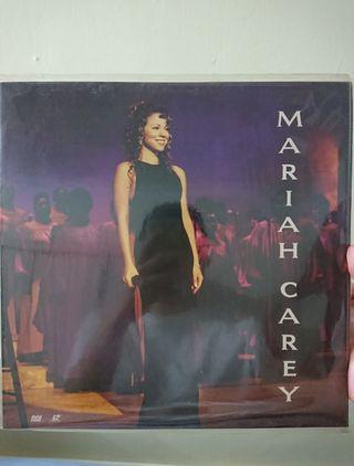 Mariah Carey LD (laserdisc)