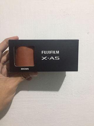 Half Case Fujifilm XA-5