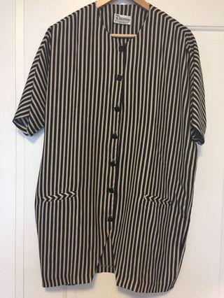 Vintage Australian striped top
