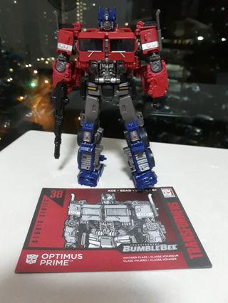 Transformers Studio Series Optimus Prime
