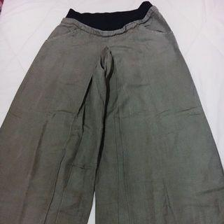 Hipster culotte pants