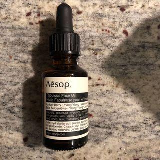 Aesop Fabulous Face Oil 25ML