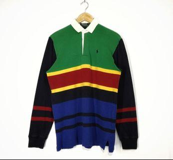 Vintage Polo Rugby Ralph Lauren Multicolor