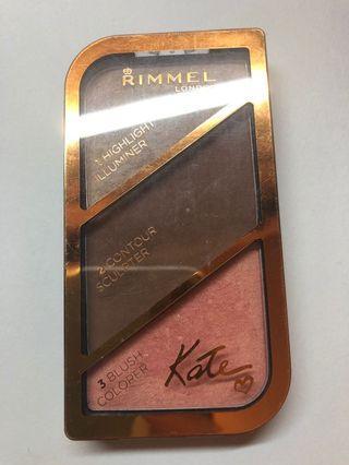 Rimmel Palette